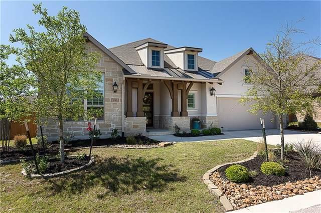 1747 Cool Spring Way, Austin, TX 78737 (MLS #2448208) :: Vista Real Estate
