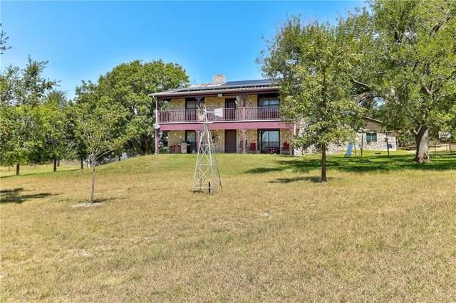 1451 County Road 153, Georgetown, TX 78626 (#2448872) :: Papasan Real Estate Team @ Keller Williams Realty