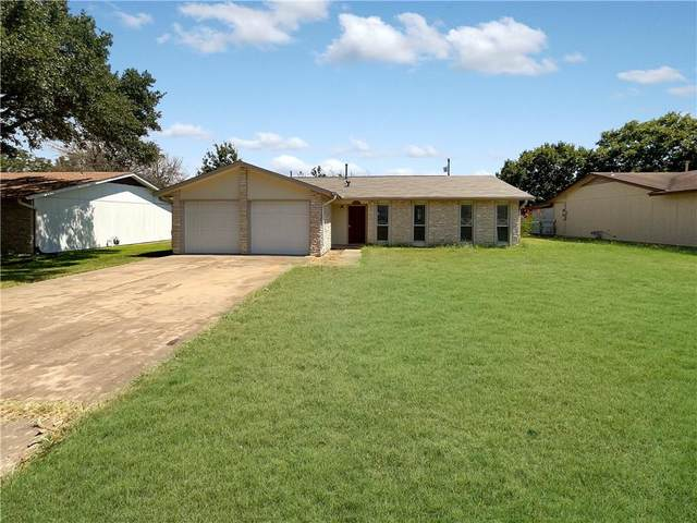 2802 Smith Ave, Taylor, TX 76574 (#2449818) :: Papasan Real Estate Team @ Keller Williams Realty