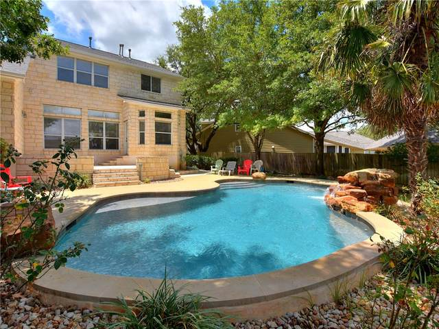 129 Village Gln, Georgetown, TX 78633 (#2451839) :: The Summers Group