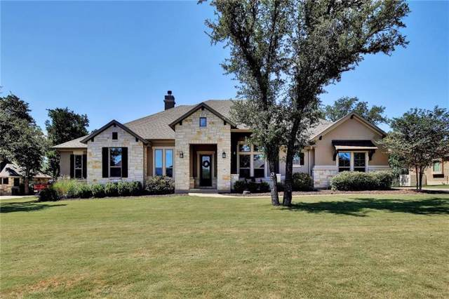 121 Umbrella Sky, Liberty Hill, TX 78642 (#2451893) :: The Heyl Group at Keller Williams