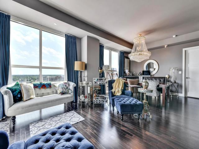 98 San Jacinto Blvd #1107, Austin, TX 78701 (#2452850) :: The ZinaSells Group