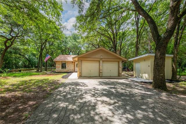 8001 Oak Ct, Austin, TX 78717 (#2453119) :: Papasan Real Estate Team @ Keller Williams Realty