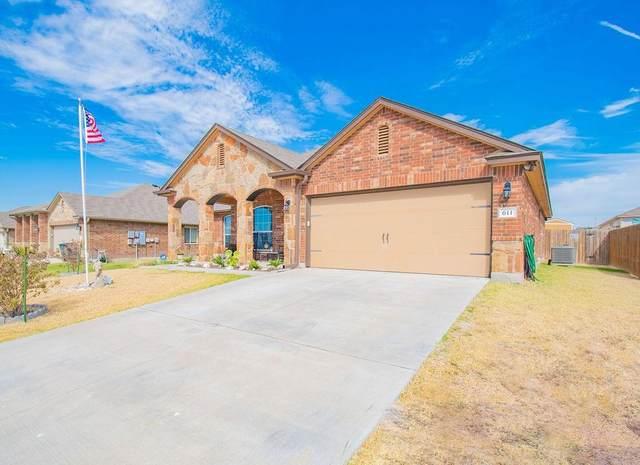 611 Rebecca Lynn Ln, Killeen, TX 76542 (#2454661) :: Papasan Real Estate Team @ Keller Williams Realty
