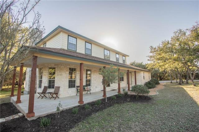 403 Saddletree Ln, Dripping Springs, TX 78620 (#2455116) :: The Heyl Group at Keller Williams