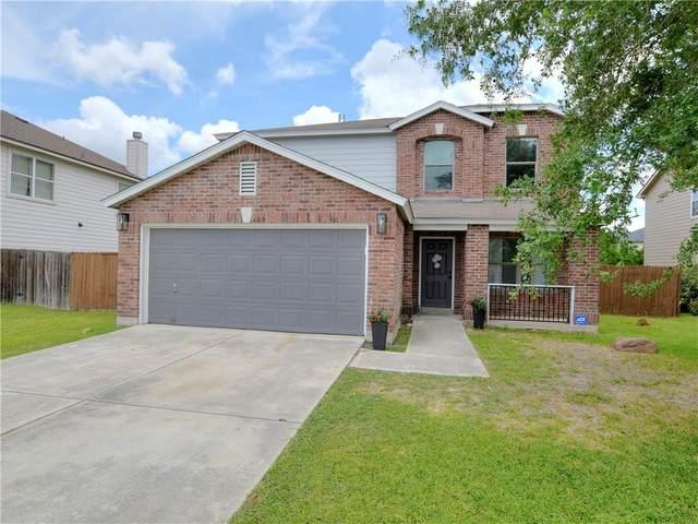 600 Waterleaf Blvd, Kyle, TX 78640 (#2456481) :: Zina & Co. Real Estate