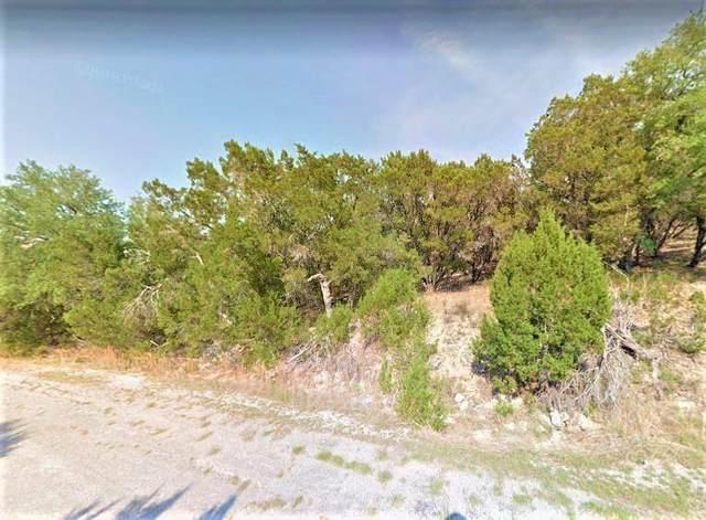 20902 Stone Cliff Dr, Lago Vista, TX 78645 (#2456964) :: Front Real Estate Co.