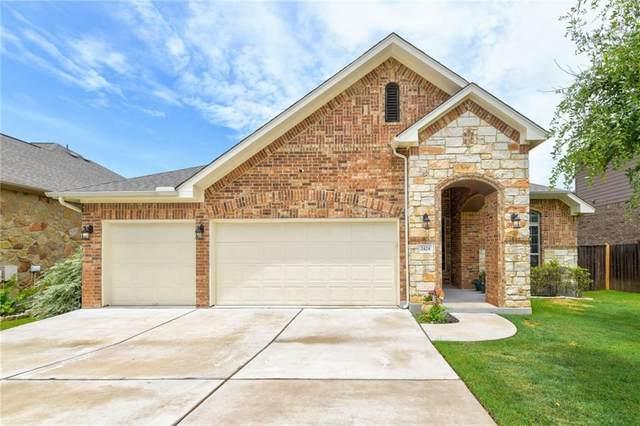 2424 Outlook Ridge Loop, Leander, TX 78641 (#2457341) :: Papasan Real Estate Team @ Keller Williams Realty