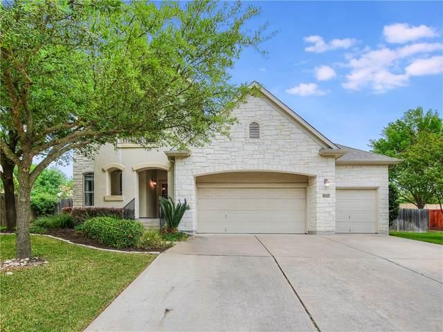 1205 Magnolia Ct, Cedar Park, TX 78613 (#2463558) :: Papasan Real Estate Team @ Keller Williams Realty