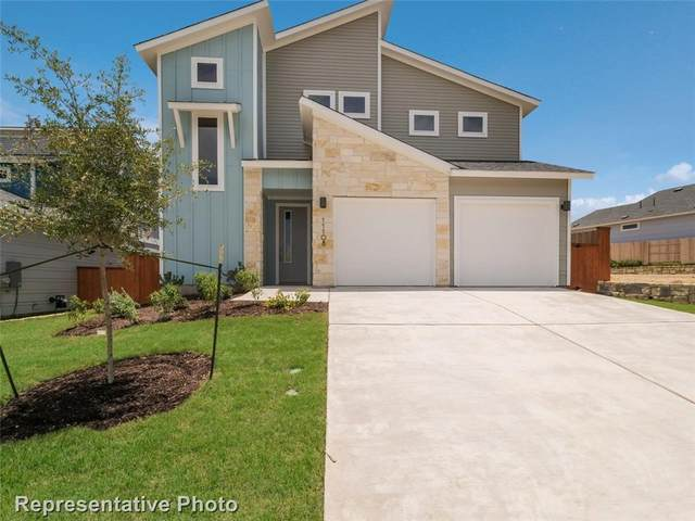 10913 Charger Way, Manor, TX 78653 (#2465815) :: The Summers Group
