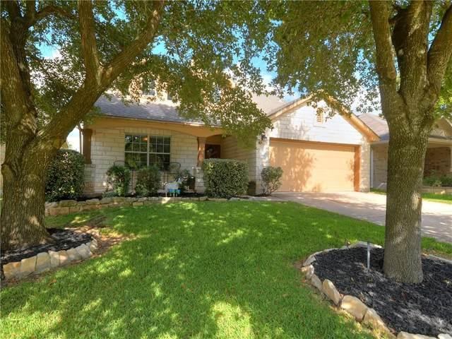 3208 Peruga Ln, Round Rock, TX 78681 (#2466028) :: Realty Executives - Town & Country
