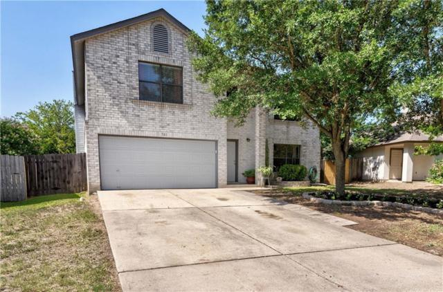 701 Catumet Dr, Pflugerville, TX 78660 (#2466116) :: The Perry Henderson Group at Berkshire Hathaway Texas Realty