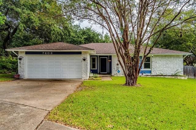 7403 Trede Cv, Austin, TX 78745 (#2469556) :: Front Real Estate Co.