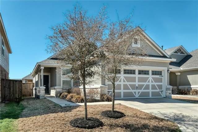 128 Holstein St, Hutto, TX 78634 (#2470288) :: RE/MAX IDEAL REALTY