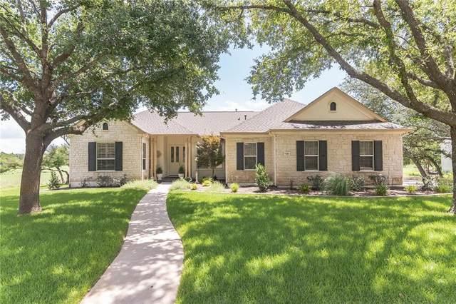 105 Fox Home Ln, Georgetown, TX 78633 (#2470483) :: R3 Marketing Group