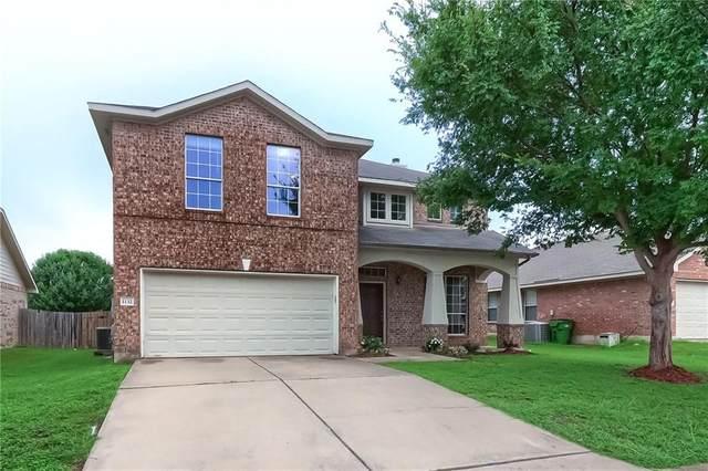 1132 Alexandria Way, Round Rock, TX 78665 (#2472219) :: Papasan Real Estate Team @ Keller Williams Realty