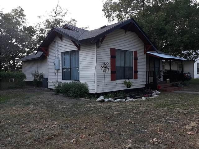 500 S Willis St, Granger, TX 76530 (#2474969) :: Papasan Real Estate Team @ Keller Williams Realty