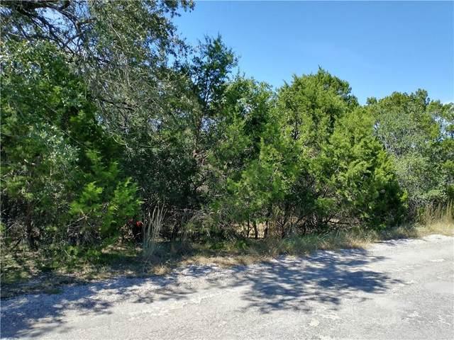 21707 Oxford Dr, Lago Vista, TX 78645 (MLS #2475253) :: Vista Real Estate