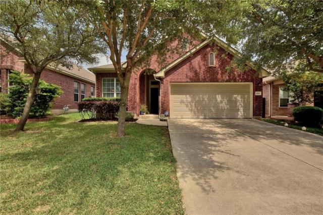 2992 Peacemaker St, Round Rock, TX 78681 (#2476094) :: Papasan Real Estate Team @ Keller Williams Realty