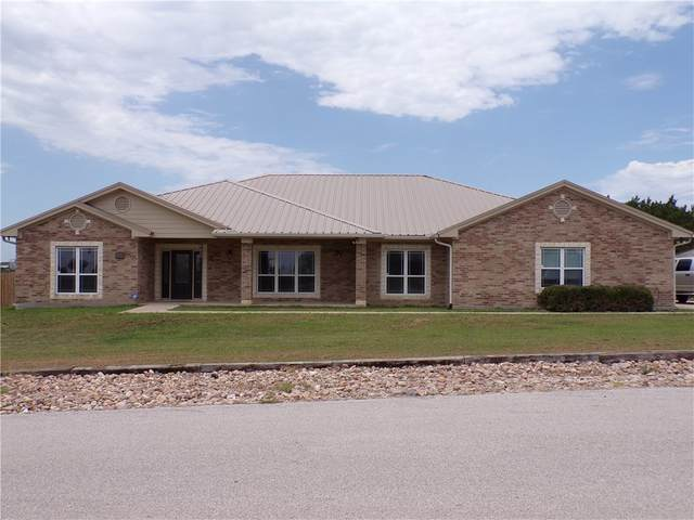 500 Dawns Peak, Lampasas, TX 76550 (#2476297) :: Ben Kinney Real Estate Team