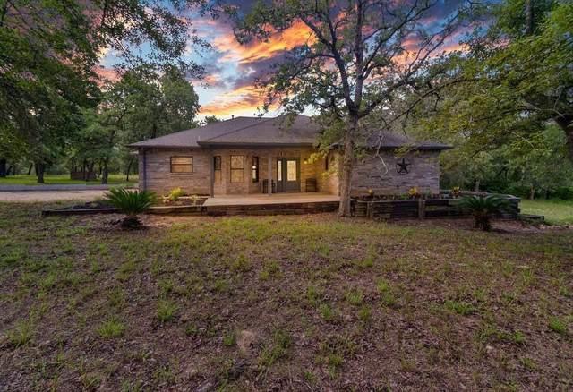 164 Crockett Ln, Luling, TX 78648 (#2476974) :: Papasan Real Estate Team @ Keller Williams Realty