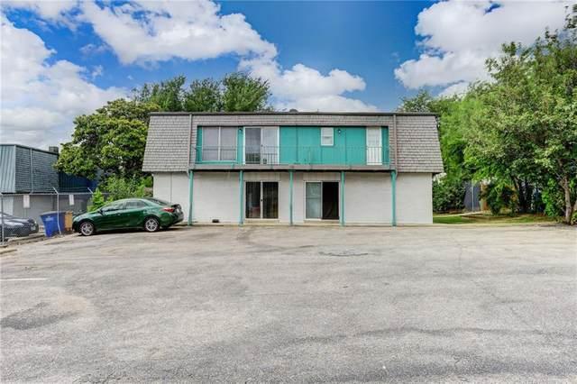 305 E Croslin St, Austin, TX 78752 (#2477641) :: Papasan Real Estate Team @ Keller Williams Realty