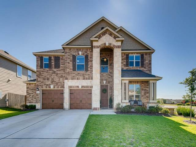 181 Fender, Kyle, TX 78640 (#2481476) :: The Perry Henderson Group at Berkshire Hathaway Texas Realty