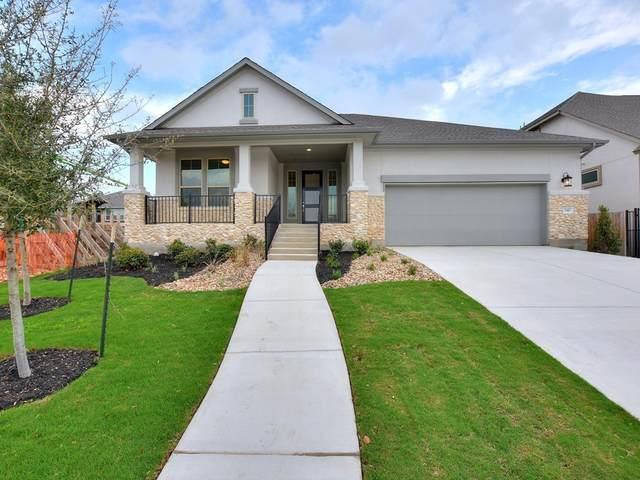 341 Panzano Dr, Georgetown, TX 78628 (#2481583) :: Ben Kinney Real Estate Team