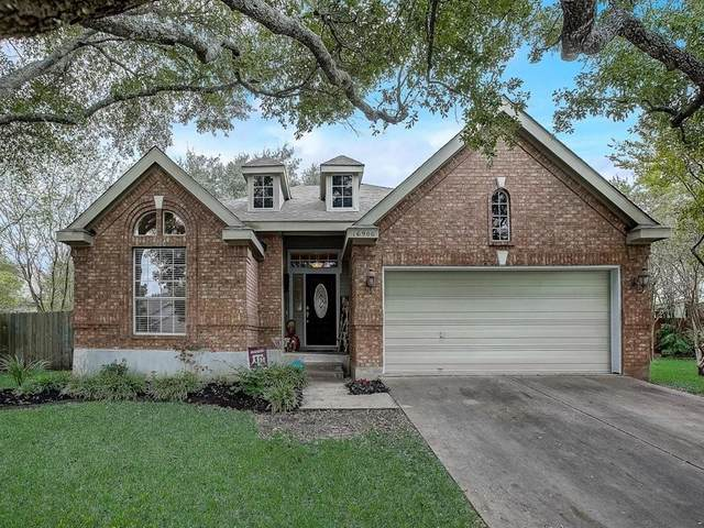 16900 Tomcat Dr, Round Rock, TX 78681 (#2481792) :: First Texas Brokerage Company