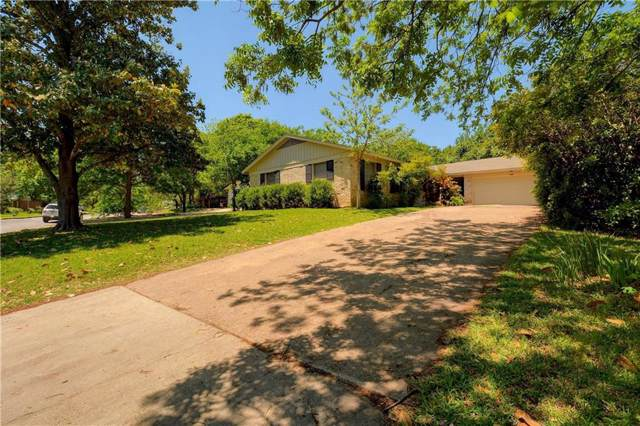 4702 Finley Dr A, Austin, TX 78731 (#2482575) :: The Summers Group