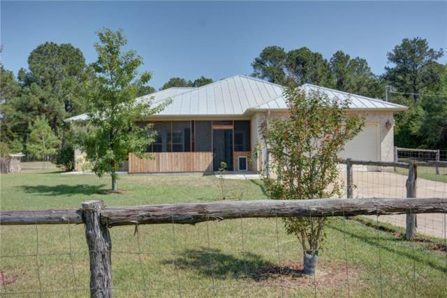 176 Old Firetower Rd, Bastrop, TX 78602 (#2484173) :: RE/MAX Capital City
