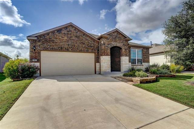 804 Haystack Creek Trl, Georgetown, TX 78633 (#2484344) :: Service First Real Estate
