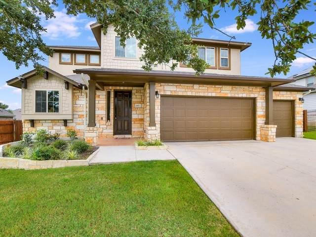 907 Cloud Cover Ln, Cedar Park, TX 78641 (#2484685) :: Papasan Real Estate Team @ Keller Williams Realty