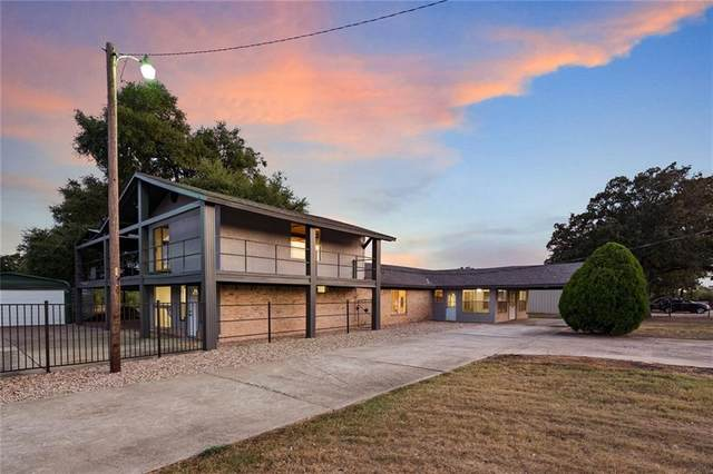 509 State Highway 21, Cedar Creek, TX 78612 (#2486260) :: The Perry Henderson Group at Berkshire Hathaway Texas Realty