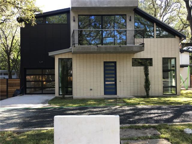 2605 Oak Crest Ave #1, Austin, TX 78704 (#2486420) :: The Smith Team