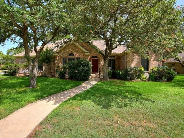 418 Debora Dr, Georgetown, TX 78628 (#2488094) :: Papasan Real Estate Team @ Keller Williams Realty