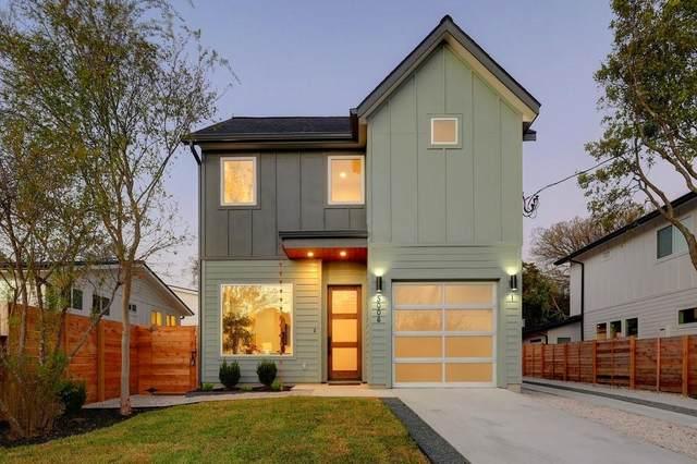 5006 Lott Ave #1, Austin, TX 78721 (#2488939) :: Papasan Real Estate Team @ Keller Williams Realty