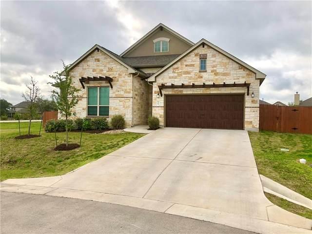103 Pink Granite Blvd, Dripping Springs, TX 78620 (#2490142) :: Lucido Global