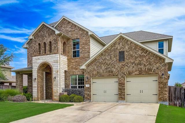 2225 Lookout Knoll Dr, Leander, TX 78641 (#2492933) :: RE/MAX IDEAL REALTY