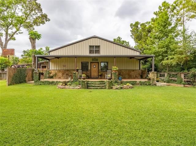 402 Magnolia, Gause, TX 77857 (#2494229) :: Papasan Real Estate Team @ Keller Williams Realty
