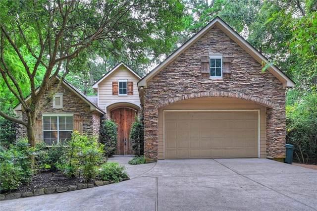 22802 Walden Way Dr, Tomball, TX 77375 (#2494762) :: Ben Kinney Real Estate Team