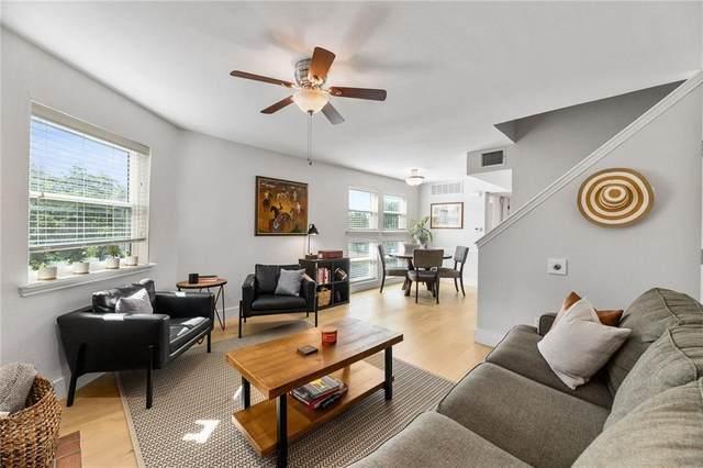 1500 Woodlawn Blvd #301, Austin, TX 78703 (#2496221) :: Sunburst Realty