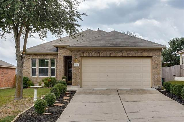 1732 Amberwood Loop, Kyle, TX 78640 (#2501301) :: Papasan Real Estate Team @ Keller Williams Realty