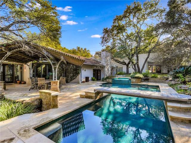 10 Las Brisas Dr, West Lake Hills, TX 78746 (#2502026) :: The Perry Henderson Group at Berkshire Hathaway Texas Realty