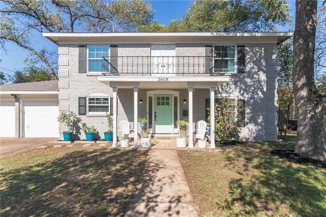 2608 Lansbury Dr, Austin, TX 78723 (#2503420) :: Papasan Real Estate Team @ Keller Williams Realty