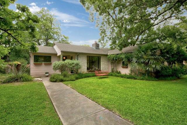 1206 Crestwood Rd, Austin, TX 78722 (#2503670) :: Ben Kinney Real Estate Team
