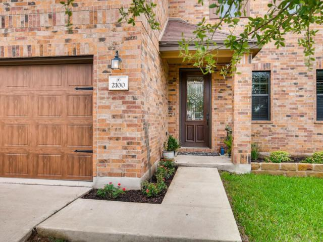 2100 Townsman Trl, Cedar Park, TX 78613 (#2504667) :: Watters International