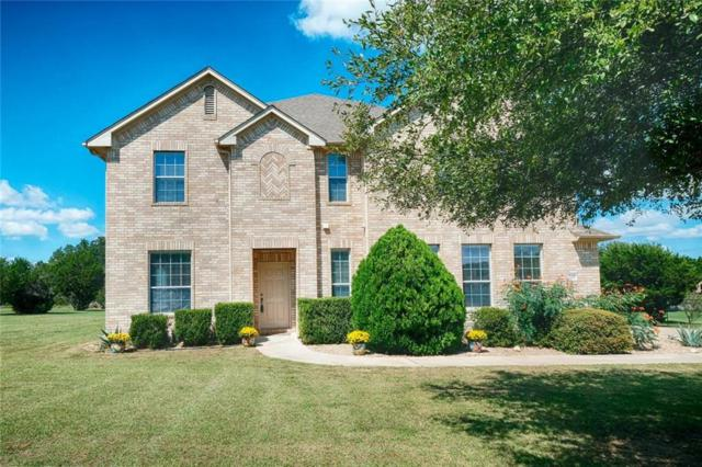 200 Speed Horse, Liberty Hill, TX 78642 (#2505350) :: The Gregory Group