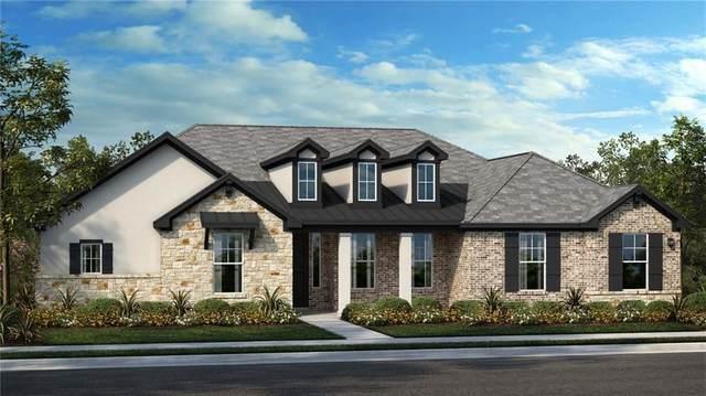 401 Ocate Mesa Trl, Liberty Hill, TX 78642 (#2505499) :: Ben Kinney Real Estate Team