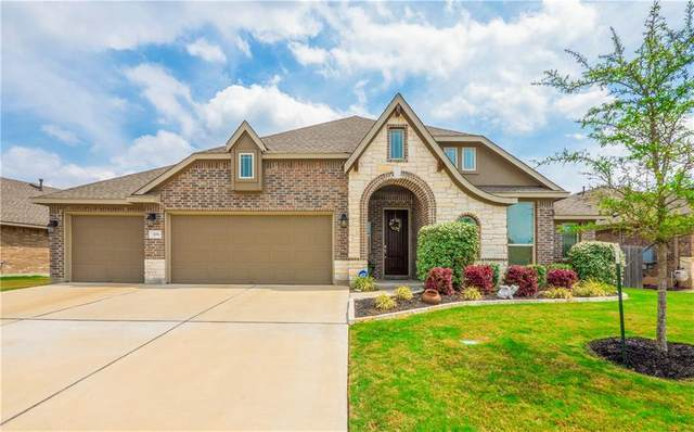 308 Lightcliff St, Hutto, TX 78634 (#2506312) :: The Summers Group